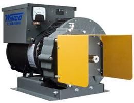 35PTO generator