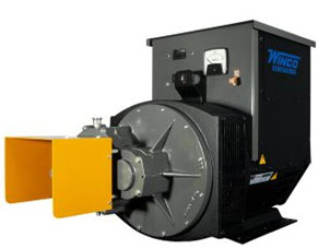 50PTO generator