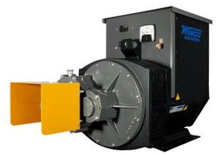 55PTO generator