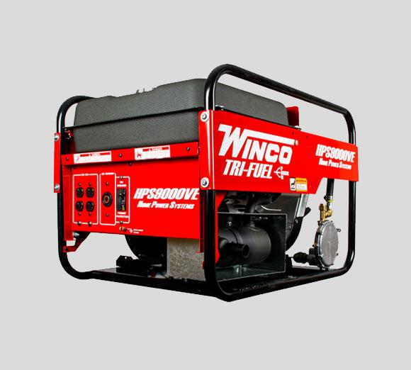 W10000VE-03/A portable Winco Generator