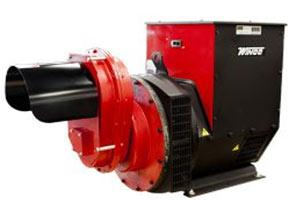 W100PTO generator