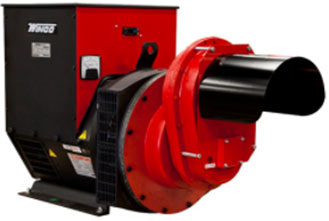 W150PTO generator