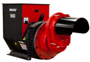 W165 Power Take Off generator