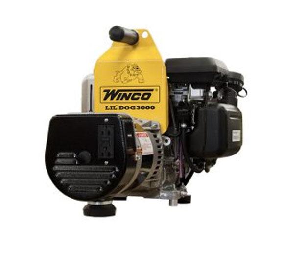 lil'dog W3000H/C1 portable generator