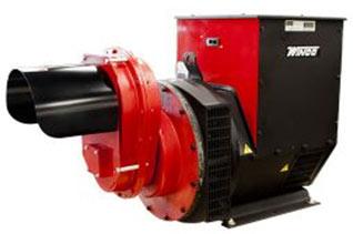 W70PTO tractor generator