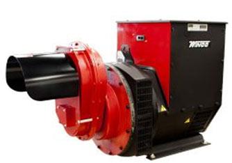 tractor W75 Power Take Off generator