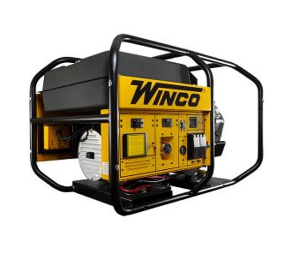 Winco generator WL22000VE_B