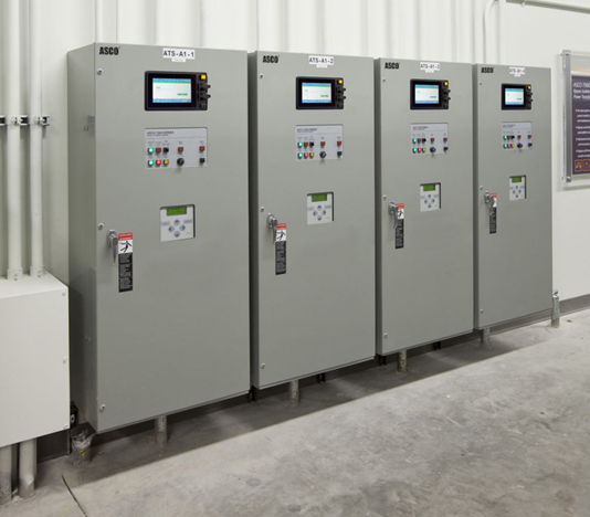 asco automatic transfer switches
