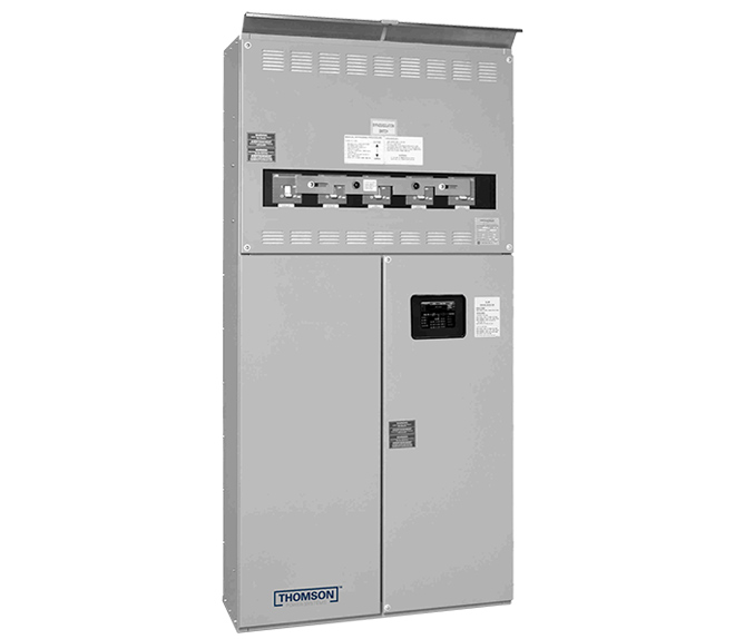 Industrial and Commercial Transfer Switch