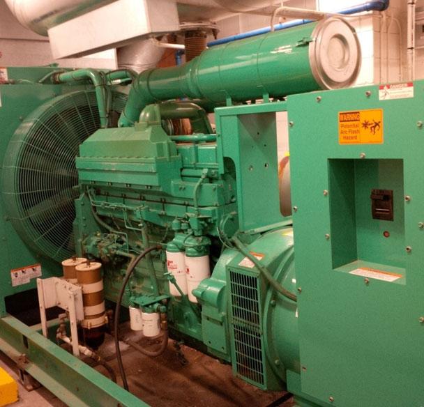 quiet diesel generator cummins QuietConnect™