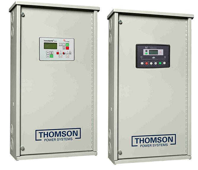 IEC Standard Transfer Switch