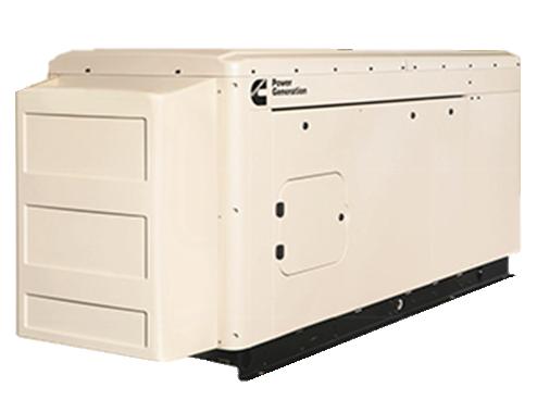 QuietConnect Generator Series