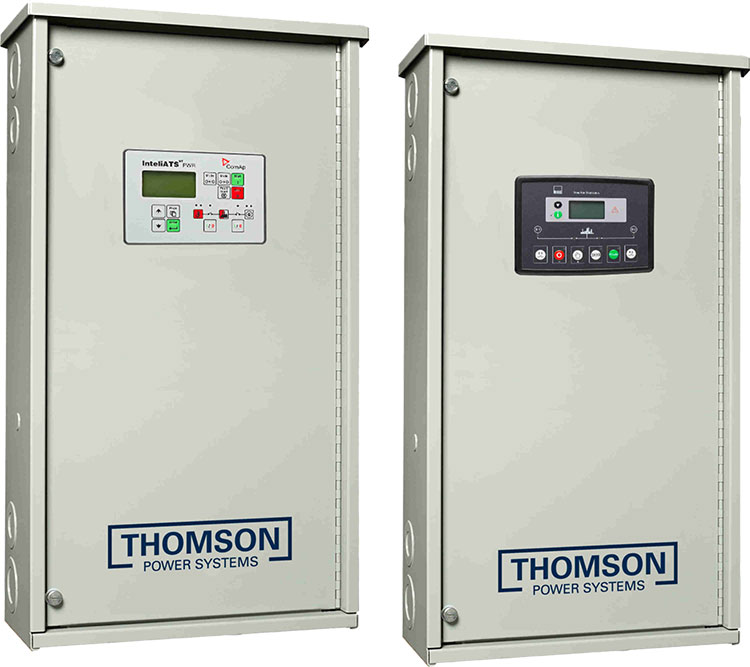 Thomson Transfer Switches