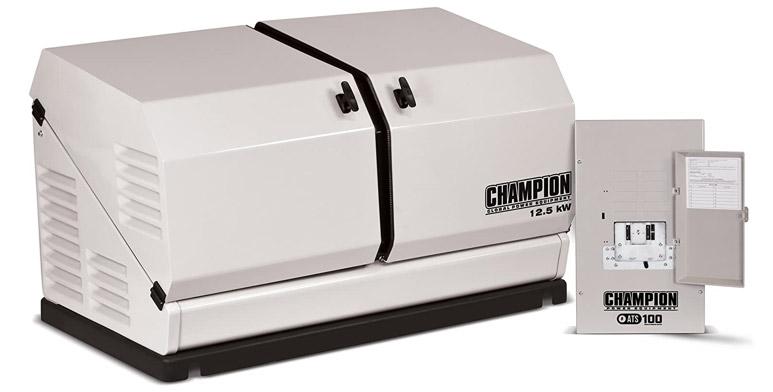 Champion Power Equipment Generator