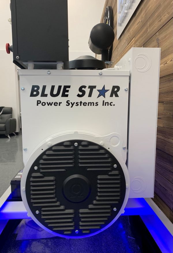 Blue Star Generator - 60 kW Blue Star 2